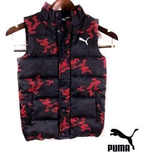 Puma Puffer Vest Boys | Jacket